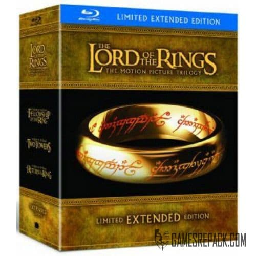 The Lord of the Rings: Anthology (Electronic Arts / СофтКлаб) (ENG / RUS) [Repack] от R.G. Catalyst