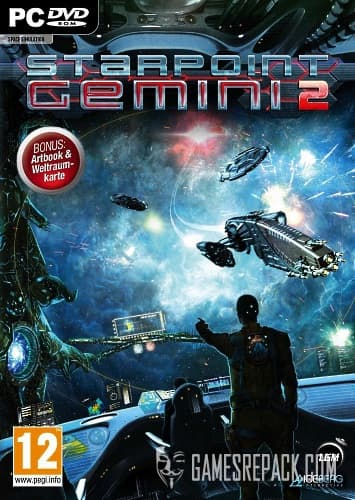 Starpoint Gemini 2: Gold Pack (Iceberg Interactive) (RUS/ENG) [Repack] от R.G. Catalyst