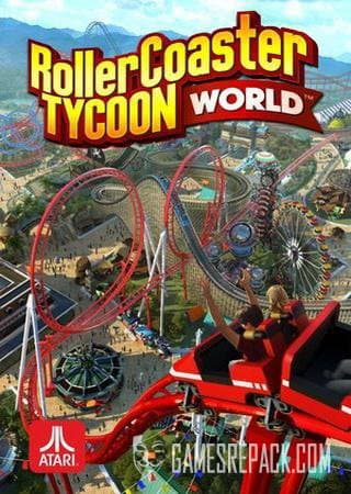 RollerCoaster Tycoon World (Atari) (RUS/ENG/Multi9) [Repack] от R.G. Catalyst