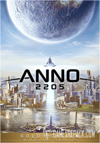 Anno 2205 (RUS/ENG/Multi7) [Repack] от R.G. Catalyst