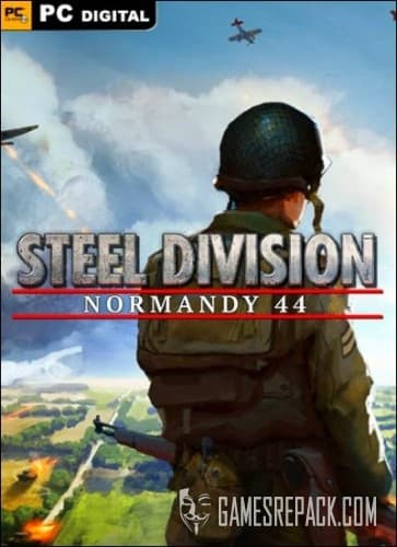 Steel Division: Normandy 44 (Paradox Interactive) (RUS/ENG/MULTi5) [Repack] от R.G. Catalyst