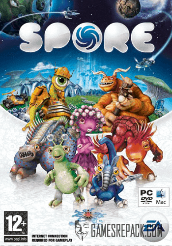 SPORE Collection (Electronic Arts) (RUS/ENG/MULTi15) [Repack] от R.G. Catalyst