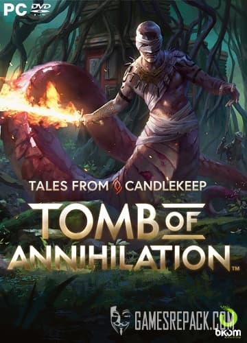 Tales from Candlekeep: Tomb of Annihilation (BKOM Studios) (RUS/ENG/MULTi7) [L]