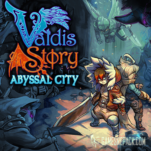 Valdis Story: Abyssal City (Endlessfluff Games) (ENG/RUS) [Repack] от R.G. Catalyst
