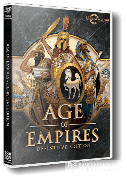 Age of Empires: Definitive Edition (RUS|ENG) [RePack] от R.G. Механики