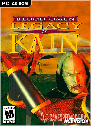 Legacy of Kain: Anthology (Activision / Eidos Interactive) (ENG / RUS) [Repack] от R.G. Catalyst