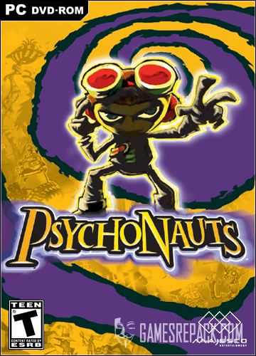 Psychonauts (Majesco Entertainment) (RUS / ENG) [RePack] от R.G. Catalyst