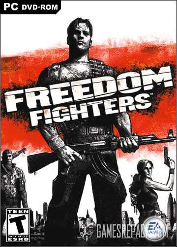 Freedom Fighters (Electronic Arts) [ENG/RUS] [Repack] от R.G. Catalyst