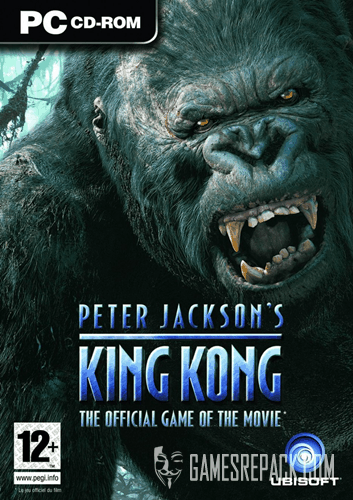 Peter Jackson's King Kong: The Official Game of the Movie - Gamer's Edition (UbiSoft) (Eng/Rus|Multi11) [Repack] от R.G. Catalyst