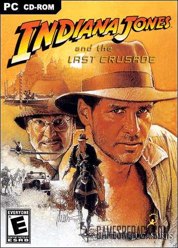 Indiana Jones Anthology (LucasArts) (RUS / ENG) [RePack] от R.G. Catalyst