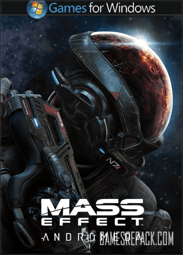 Mass Effect Andromeda (Electronic Arts)(RUS/ENG/MULTi7) [Repack] от R.G. Catalyst
