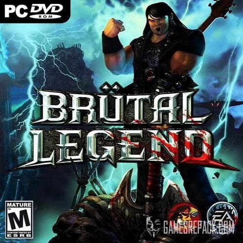 Brutal Legend (Double Fine Productions) (ENG / RUS) [Repack] от R.G. Catalyst