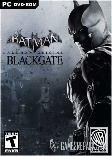 Batman Arkham Anthology (Asylum, City, Origins, Blackgate) (Warner Bros/Square Enix/Eidos Interactive) (RUS / ENG) [Repack / Rip] от R.G. Catalyst