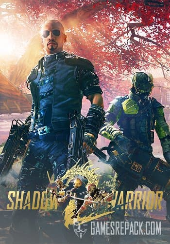Shadow Warrior 2 Deluxe Edition (Devolver Digital) (RUS/ENG/MULTi7) [Repack] от R.G. Catalyst