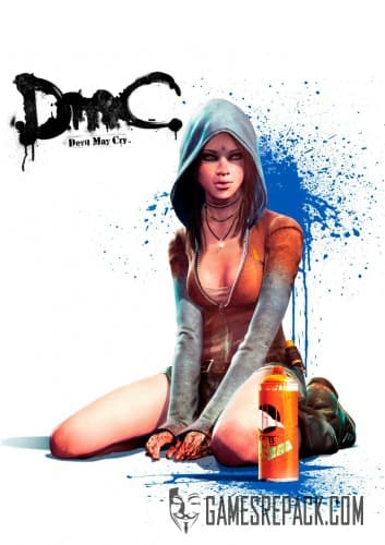 DmC: Devil May Cry (RUS/ENG/Multi9) [Repack] от R.G. Catalyst