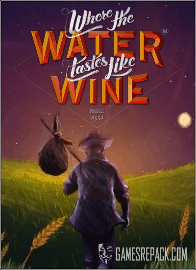 Where The Water Tastes Like Wine: Gold Mountain (Good Shepherd Entertainment) (RUS|ENG|MULTi4) [L]