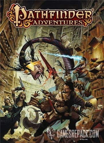 Pathfinder Adventures (Asmodee Digital) (ENG) [L]