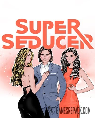 Super Seducer (RLR Training Inc, Red Dahlia Interactive) (RUS/ENG/Multi6) [P]