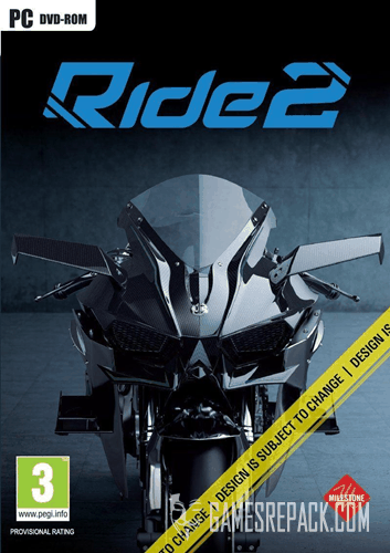 Ride 2 (Milestone S.r.l.) (ENG/MULTI7) [Repack] от R.G. Catalyst