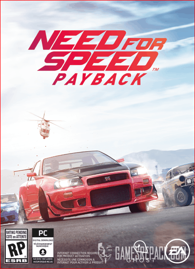 Need for Speed: Payback - Deluxe Edition (Electronic Arts) (RUS/ENG/MULTI10) [Repack] от R.G. Catalyst