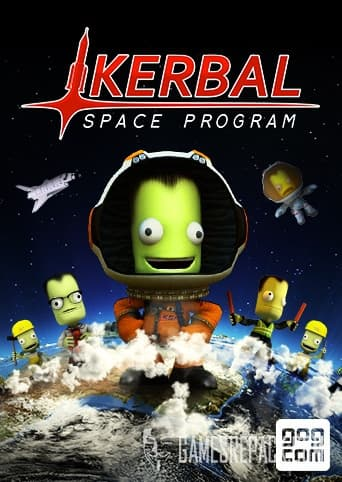Kerbal Space Program: Making History (Private Division) (RUS|ENG|MULTi) [GOG]