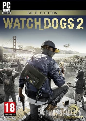 Watch Dogs 2 Gold Edition - [DODI Repack]