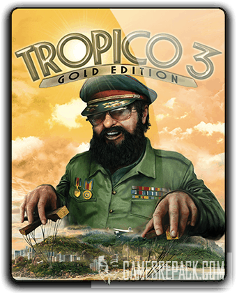 Tropico 3: Gold Edition (2009) RePack от qoob
