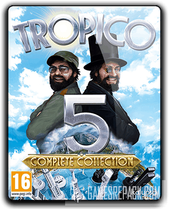 Tropico 5: Complete Collection (2014) Repack от qoob