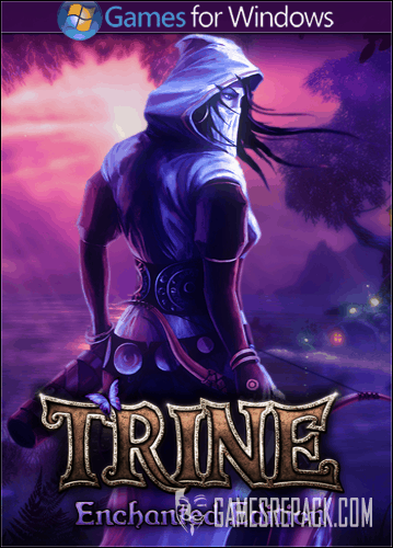 Trine - Trilogy (Frozenbyte) (RUS/ENG/MULTI) [Repack] от R.G. Catalyst
