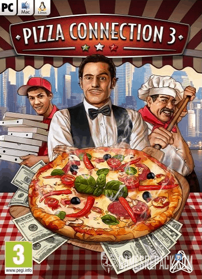 Pizza Connection 3 (Assemble Entertainment) (RUS|ENG|MULTi9) [GOG]