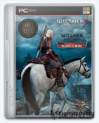 Ведьмак 3: Дикая Охота / The Witcher 3: Wild Hunt - Game of the Year Edition (2015) RePack от =nemos=