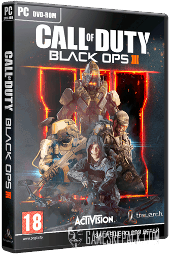 Call of Duty: Black Ops 3 - Digital Deluxe Edition (2015) RePack от =nemos=