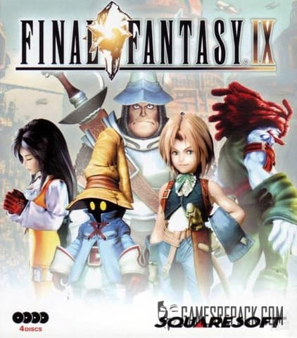 FINAL FANTASY IX (Square Enix) (RUS/ENG/MULTi7) [Repack] от R.G. Catalyst