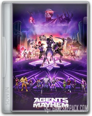Agents of Mayhem (2017) RePack от =nemos=
