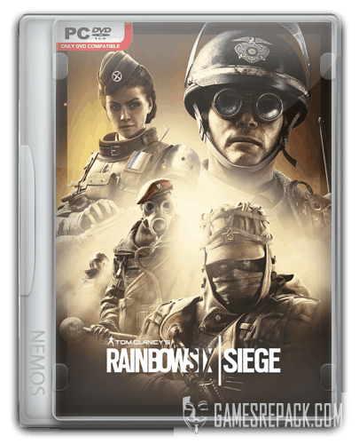 Tom Clancy's Rainbow Six: Siege - Complete Edition (2015) RePack от =nemos=
