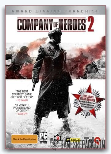 Company of Heroes 2: Master Collection (2014) RePack от =nemos=