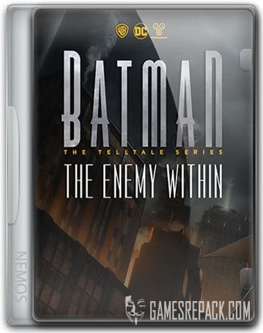 Batman: The Enemy Within - Episode 1-5 (2017) RePack от =nemos=