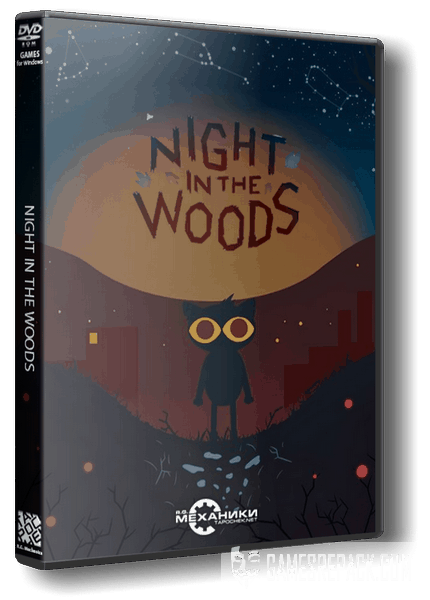 Night in the Woods (ENG) [RePack] от R.G. Механики
