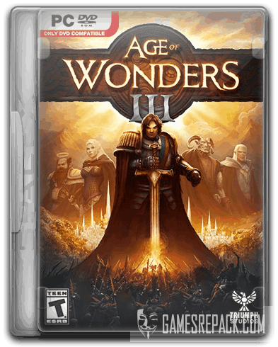 Age of Wonders 3: Deluxe Edition (2014) RePack от SpaceX
