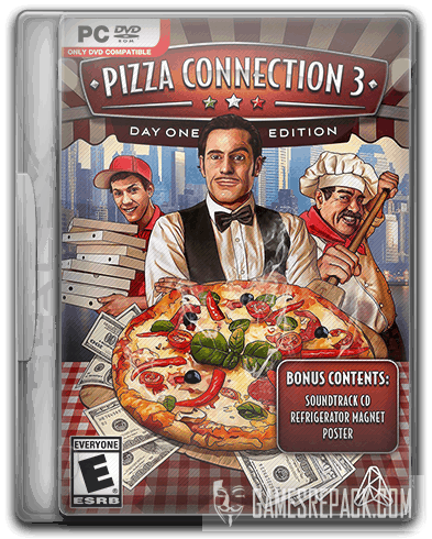 Pizza Connection 3 (2018) RePack от SpaceX