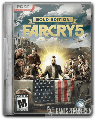 Far Cry 5: Gold Edition (2018) RePack от SpaceX