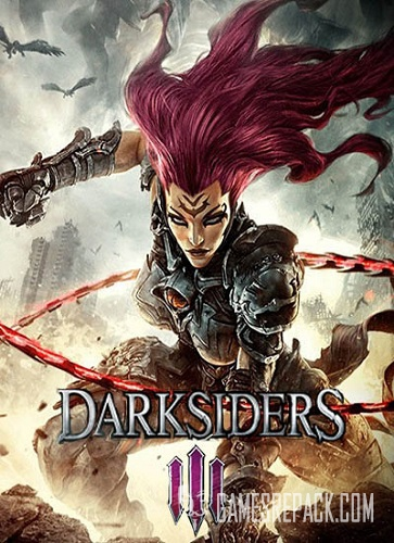 Darksiders 3 [1.32] (THQ Nordic) (RUS|ENG|MULTi) [GOG]