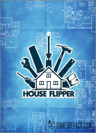 House Flipper - Garden (PlayWay S.A., Frozen District) (RUS|ENG|MULTi17) [L]