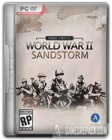 Order of Battle: World War 2 (2016) RePack от SpaceX