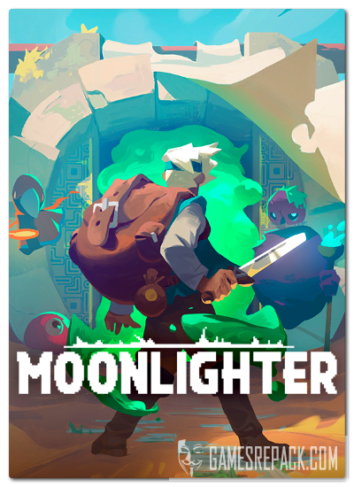 Moonlighter (11 bit studios) (RUS|ENG|MULTi10) [GOG]