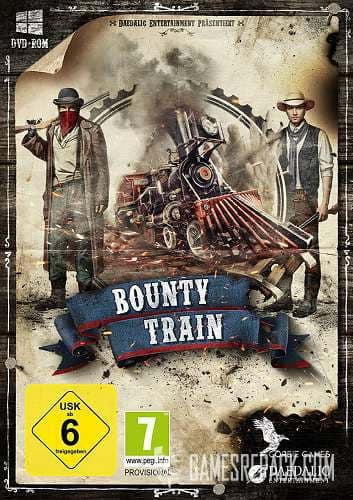 Bounty Train - New West (Daedalic Entertainment) (RUS/ENG/MULTi10) [L]