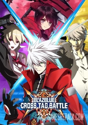 BlazBlue: Cross Tag Battle (Arc System Works) (ENG|MULTi5) [L]
