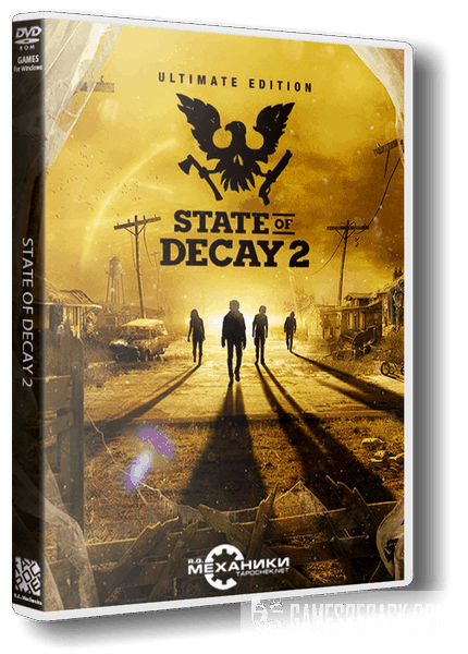 State of Decay 2 (RUS|ENG|MULTI7) [RePack] от R.G. Механики