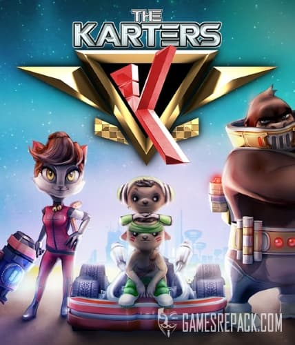 The Karters (10Ants Hill) (ENG) [L]