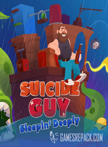 Suicide Guy: Sleepin' Deeply (Chubby Pixel) (RUS/ENG/MULTi13) [L]